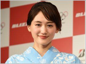 綾瀬はるか 笑顔 かわいい