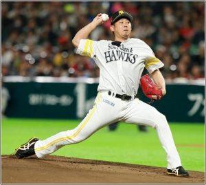 松坂大輔 ピッチャー 投手 投球 マウンド