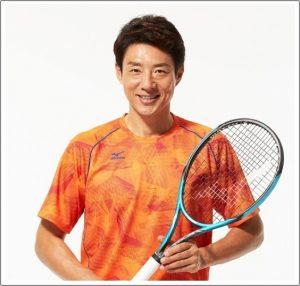 松岡修造 テニス